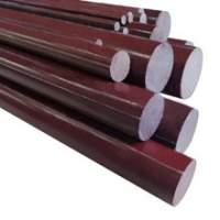 Текстолит стержень Ф70 мм (отрезаем от 10 см, цена указана за 1 метр)