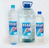Вода дистилированная   ZIG ZAG  5л