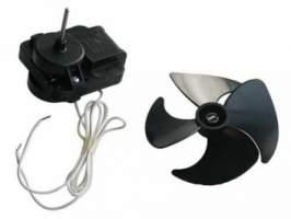 Вентилятор Stinol MTF720RF F61-10 с крыльчаткой
