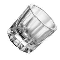 Стеклянный стаканчик для хны