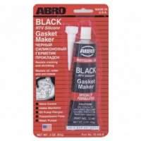 Герметик прокладок черный ABRO США 85г.